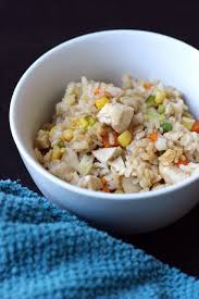 chicken fried rice what to do with leftover rice