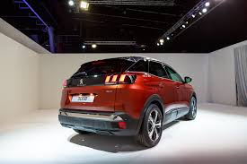 peugeot sports car 2016 new 2016 peugeot 3008 gallery