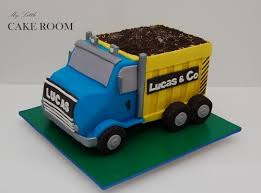 3d dump truck cake template stuff i want to make pinterest