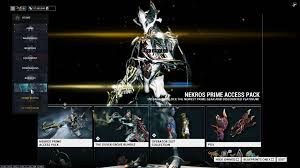 can u0027t see tenngen items players helping players warframe forums