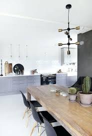 cuisine carrelage blanc table carrelee cuisine mur de cuisine en carrelage blanc metro et