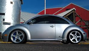 volkswagen beetle modified 2002 volkswagen beetle ruf bug turbo s one of a kind concept