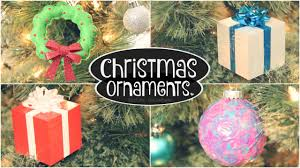 diy ornaments wooden gift box felt