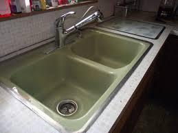 green kitchen sinks kitchen sink appliances avocado green kitchen sinks avocado green