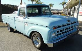 Vintage Ford F100 Truck Parts - 1965 ford f100 pickup