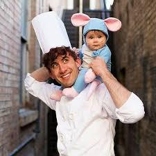 Infant Popcorn Halloween Costume Ratatouille Süß Faschingideen Cosplay Costumes