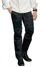 pantalon cuisine noir pantalon cuisine matteo noir