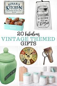 20 fabulous vintage themed gifts yesterday on tuesday