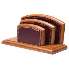parure bureau parure de bureau bois style cuir bordeaux n 10 collection trianon