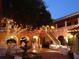 rent lighting in with uplighting market string