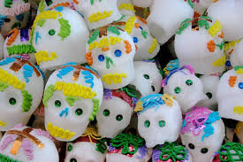 what u0027s the meaning behind day of the dead sugar skulls popsugar