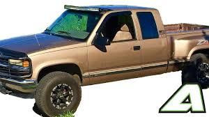 Truck Bed Bars 89 98 Chevy C K Truck Apoc Roof Mount For 52