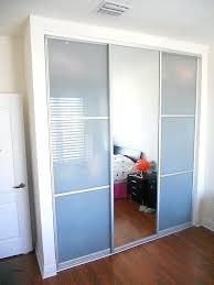 bedroom closet doors ideas walk in closet doors krowds co