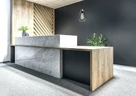 Reception Desk Design Front Reception Desk Design Impressive Best Office Desks Ideas On