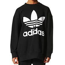 adidas sweater adidas s originals crewneck sweatshirt at amazon s
