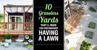 Grassless Backyard Ideas 10 Grassless Yards So Gorgeous You U0027ll Reconsider Having A Lawn