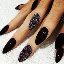 Black Manicure Designs Black Nails Designs Review Nail Designs Nail Designs