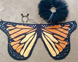 butterfly costume etsy