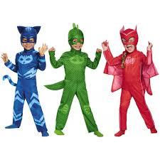 pj masks costume pj masks halloween fancy dress ebay