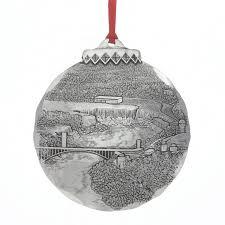 niagara falls ornament wendell august