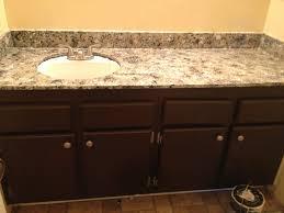 Bathroom Granite Countertop Gingers Mom Giani Granite Countertop Paint Bathroom Remodel