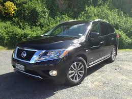 black nissan pathfinder 2014 nissan pathfinder nz review u2013 revved up