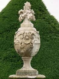 found this our peacock urn is based a gorgeous statue in