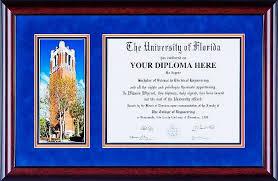 frames for diplomas uf diploma frames sports gator jewelry sports marketing