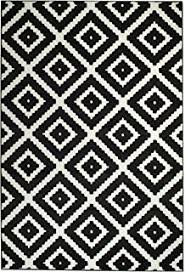 Modern Black And White Rug Nuloom Mtvs174a Black Tufted Kellee Area Rug 5