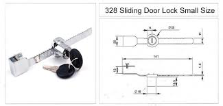 Sliding Glass Door Lock With Key by Door Lock With Key Picture More Detailed Picture About Wholesale