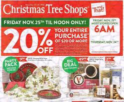 christmas tree deals christmas tree shop black friday deals ad scan gazette review
