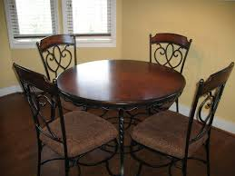 wrought iron kitchen table u2013 home design and decorating
