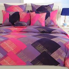 Swayam White N Pink Floral Swayam India Buy Bedsheet Sets Online Curtains Diwan Sets Bed