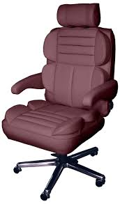 Executive Brown Leather Office Chairs Leather Office Chair Boss Bonded Leather Executive Office Chair