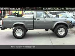 toyota truck sale 1980 toyota truck 4x4 for sale in everett wa 98204