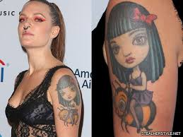 280 celebrity upper arm tattoos page 16 of 28 steal her style