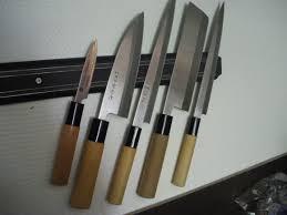 couteau japonais cuisine comment choisir ses premiers couteaux japonais ma cuisine japonaise