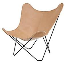 poltrona tripolina bkf sedia modello pura naturale butterfly chair it