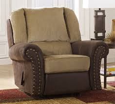 Brown Leather Recliner Chair Sale Furniture Push Back Recliner Chair Ashley Recliners Ashley