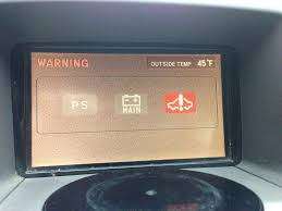 2002 toyota prius warning lights 2001 prius red triangle check engine light ps battery car red