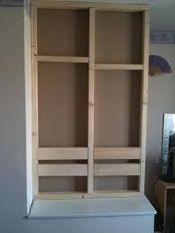 Room Wardrobe by Stair Box Use Home Pinterest Box Bedrooms And Box Room Ideas