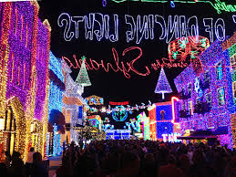 The Dancing Lights Of Christmas by Excellent Ideas Best Christmas Lights Ever A Socal Story The