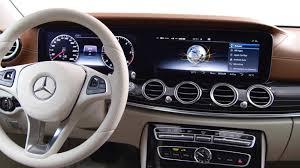mercedes interior preview of the 2016 e class interior design mercedes