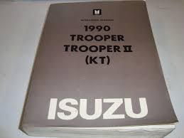28 1990 isuzu trooper service manual 116989 1990 isuzu