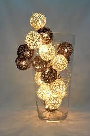 rattan ball fairy lights 26 best rattan string light images on pinterest decorative lights