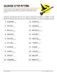 179 best halloween worksheets images on pinterest halloween