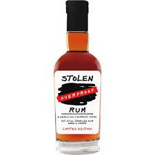 stolen smoked rum at caskers caskers