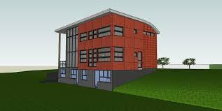 extension maison contemporaine construction d u0027une maison contemporaine d u0027architecte logement