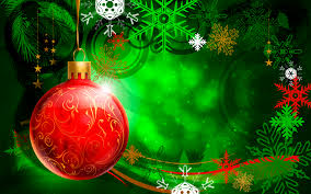 green christmas ornament backgrounds u2013 happy holidays