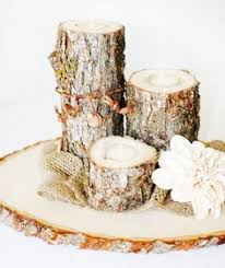 Log Centerpiece Ideas by Rustic Wedding Decor Set Of 40 Unfinished And By Tricia16designs
